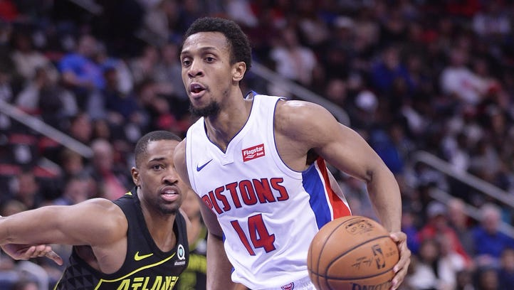 Bench woes latest saga in Pistons' bumpy ride