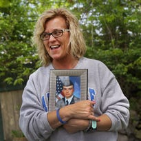 Video chatting helps troops spend time with their moms on Mother's Day