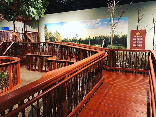 NatureTrek offers an immersive experience at Roberson