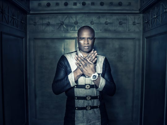 Alex Boyé will perform Feb. 5 and 6 at Desert Hills