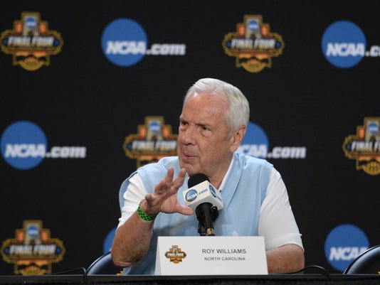 2017-4-2 roy williams