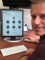 Steve Loheide aims to create an online dashboard that