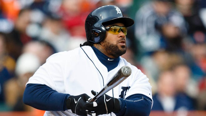 Prince Fielder has averaged 36 home runs and 111 RBI over the last seven seasons.