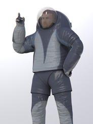 GAN NASA SPACESUIT 040614