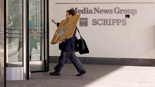E.W. Scripps Co. is merging with Journal Communications.