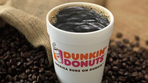 Dunkin' Donuts is about more than doughnuts.