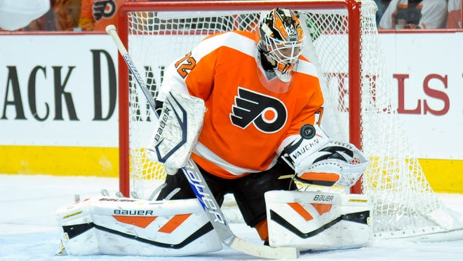 Rob Zepp will get his second NHL start Monday against the best team in the Eastern Conference.