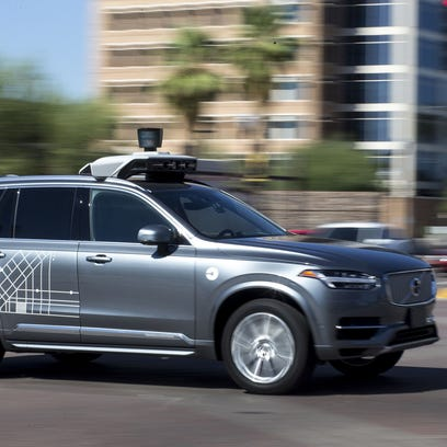 Uber to shut down self-driving car operation in Arizona after fatality