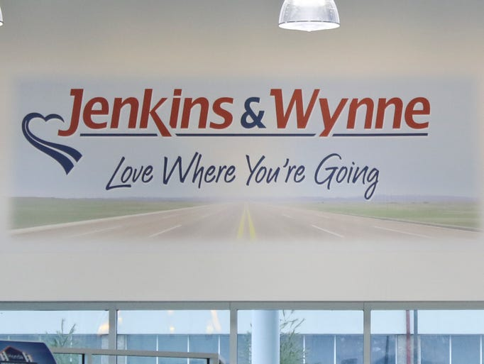 Jenkins and wynne honda shows off new trenton road location