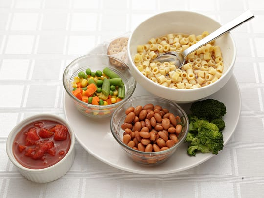 Soup offers a bounty of nutrients in a thermos. Children can serve their custom creations hot or cold.