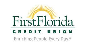 First Florida Credit Union logo.