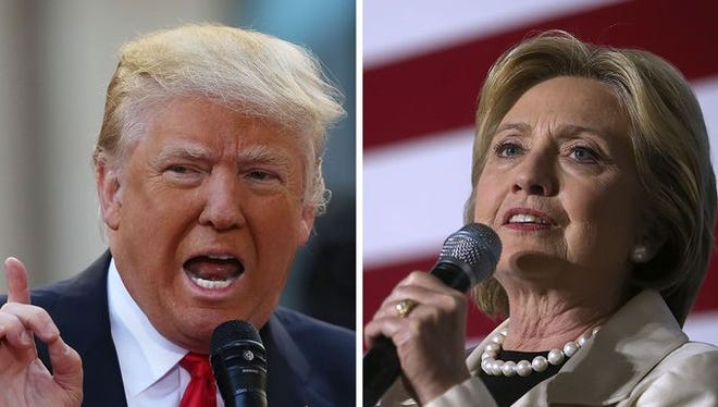 A month before Election Day and days before early voting begins, Hillary Clinton and Donald Trump remain deadlocked in Arizona.