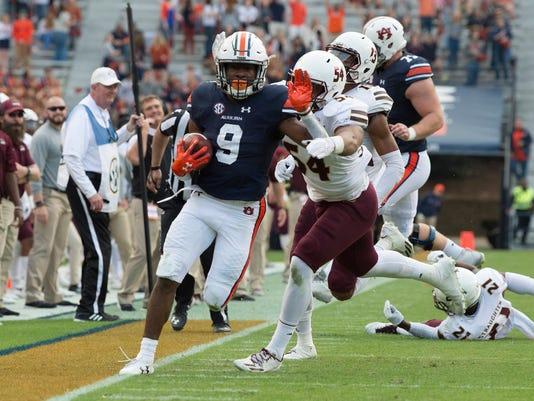 GAMEDAY: Auburn vs. Louisiana Monroe