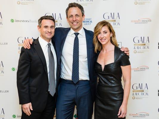 Event raises $1.35 million PHOTO CAPTION