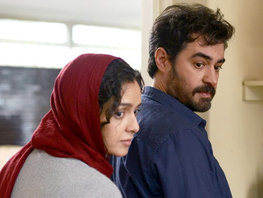 Iran's 'The Salesman' wins the Oscar for best foreign