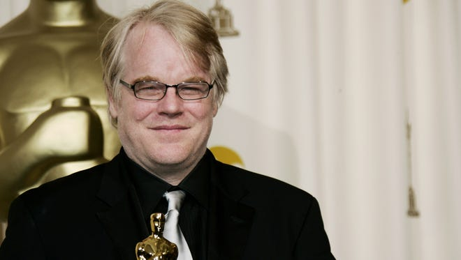 """Philip Seymour Hoffman won an Oscar for his title role in """"Capote."""""""