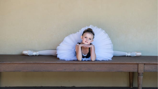 Dali Ballet's 2016 Nutcracker asks more of its Clara than prior productions. Choreographer Deborah Rogers believes Kaylee Hall is ready to deliver.