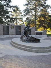 The Wisconsin State Firefighters Memorial will host
