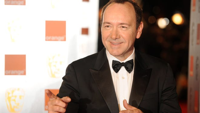 Kevin Spacey in February 2011.