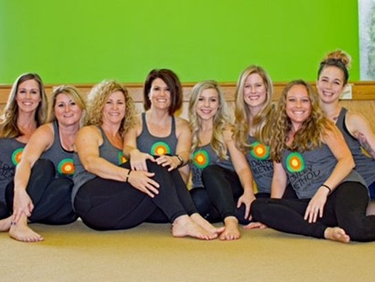 """Stephanie Breaux Bradley relies on her """"tribe"""" of instructors"""