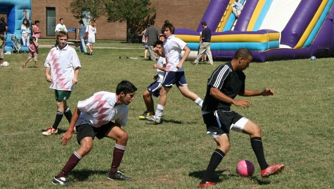 A soccer goal kicking contest will be held at this year's annual Vol State Fiesta in lieu of the team tournament. This year's event is set for Sept. 24