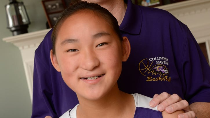 Emily Durkee, 11, has been playing basketball since she was 4, but her mother, Carol, says it has gotten noticeably more physical in recent years.