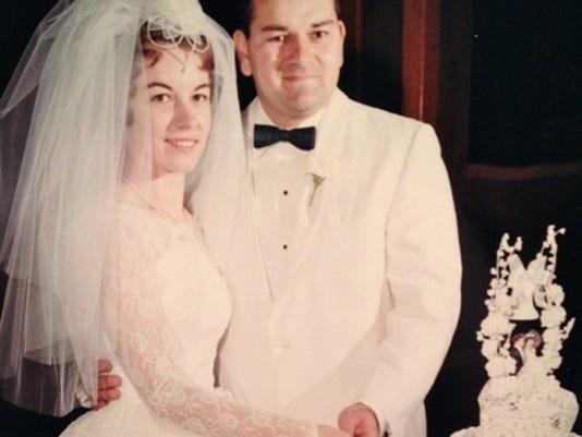 Anniversaries: Raymond Martin & Joan Martin
