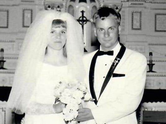 Anniversaries: Phil Nace & Yvonne Nace