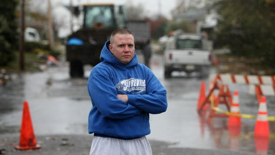 Former Sayreville High School defensive coordinator