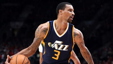 Insider: Ex-Pacer George Hill thrives in Utah with more responsibility