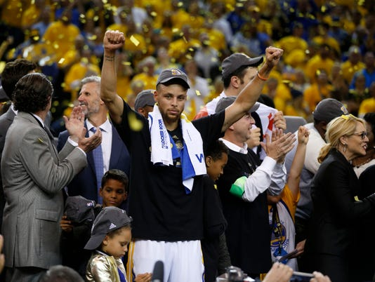Let's leave Stephen Curry out of talk about income inequality