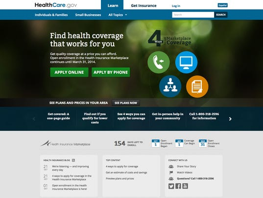 Lee Terry obamacare site problems