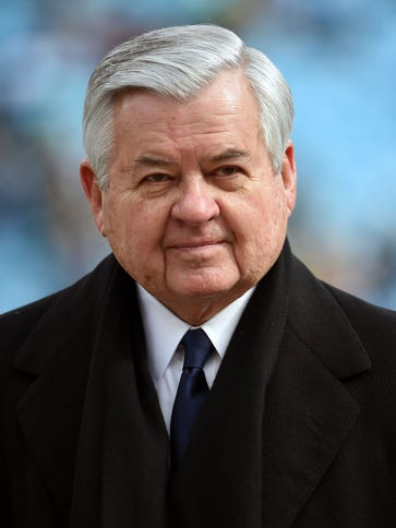 Jerry Richardson has owned the Panthers since they