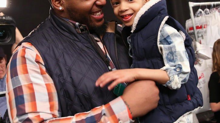 Devon Still giving back to childhood cancer patients
