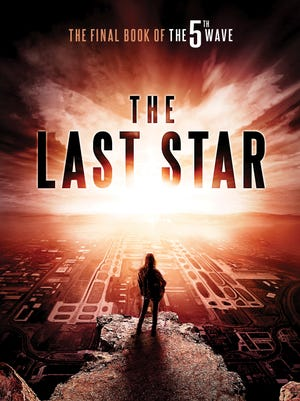 "The cover to Rick Yancey's ""The Last Star."""
