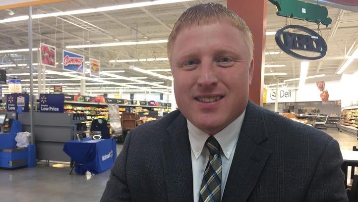 Source Lunch with Walmart's Brad Rickett