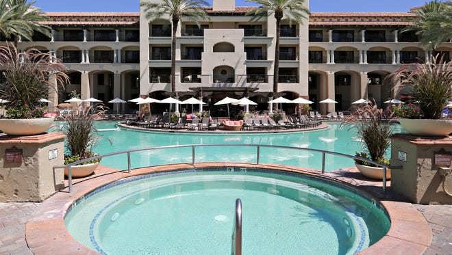 SCOTTSDALE: The Fairmont Scottsdale Princess is one of many posh resorts in the city.