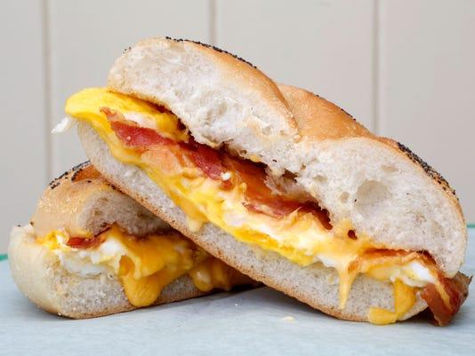Breakfast Sandwich - Rocky's, Millwood