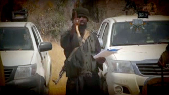Boko Haram, leader Abubakar Shekau vows to defeat a regional force fighting the militants in Nigeria's far northeast, Niger and Cameroon.
