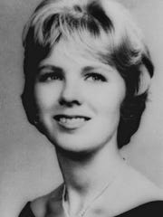 Mary Jo Kopechne, shown in this undated file photo,