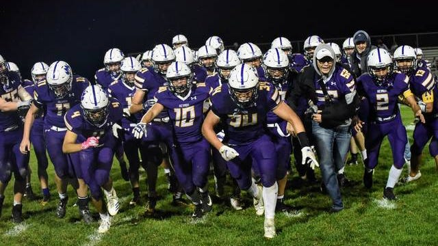 The Iowa High School Athletic Association released a revised high school football schedule plan last Friday to allow member school adjustments due to COVID-19. Several area coaches weighed in on the decision. File photo by Joe Randleman/Ames Tribune