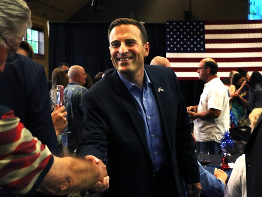 Adam Laxalt, Republican candidate for Nevada governor,