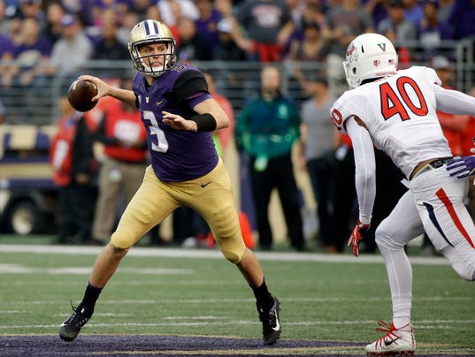 Jake Browning, Justin Green