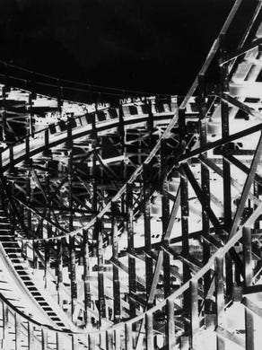 For years, the Rolling Thunder roller coaster was one of Great Adventure's most popular rides.