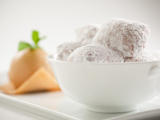 Fresh beignets will be served for dessert during the