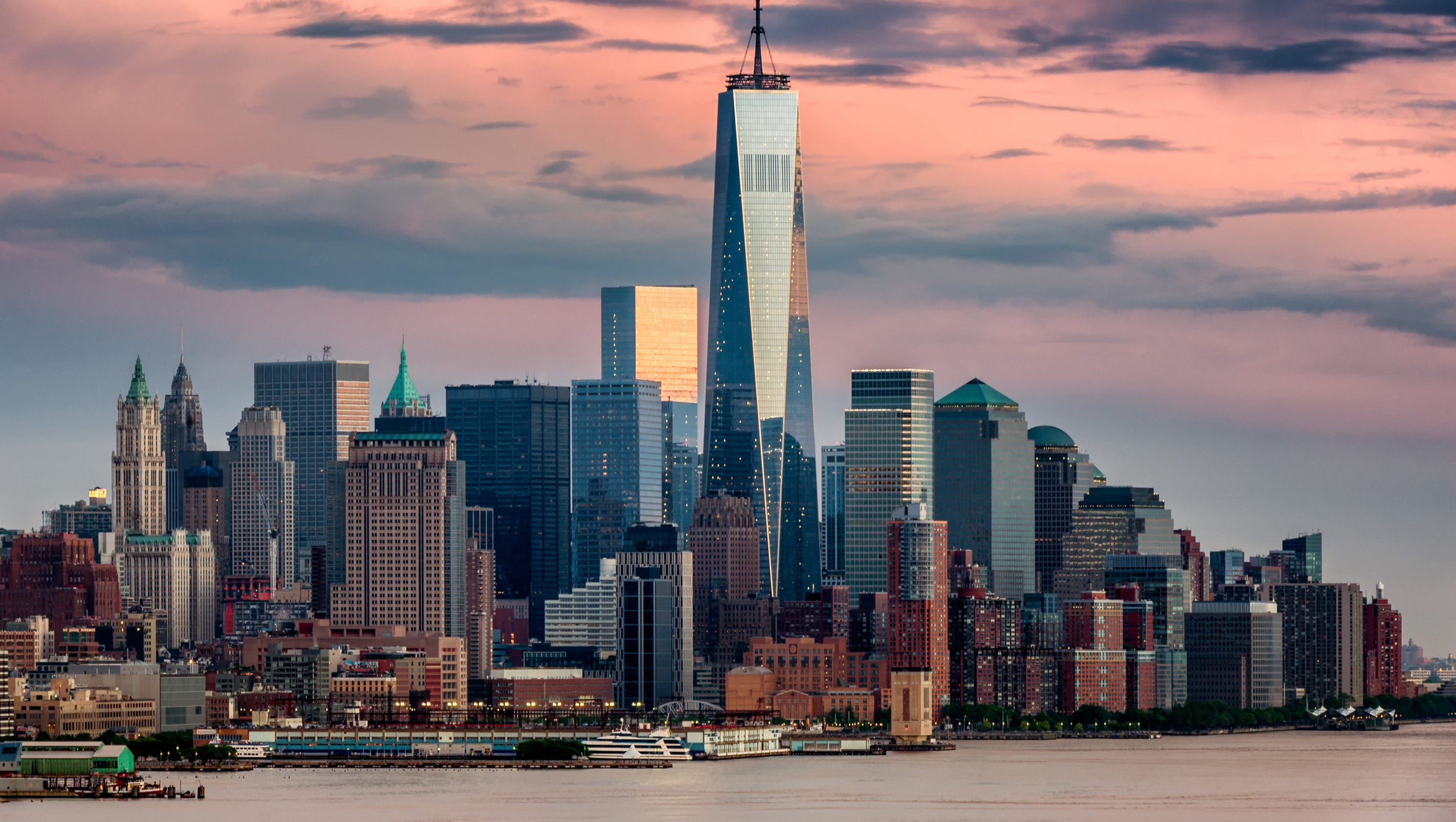 One World Trade Center: Photos of America's tallest building