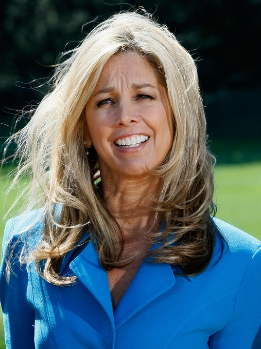 Denise Austin appears on WUSA9