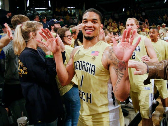 Georgia Tech will host the Hoosiers on Tuesday in NIT action.
