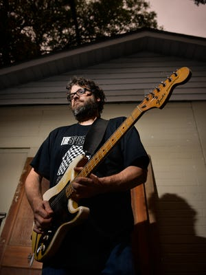 Versatile musician Mark Hasbrouck is preparing for his upcoming Neil Young tribute concert with the band Powderfinger. But that isn't his only incarnation of talent. Hasbrouck, 53, has been part of local favorites the Surahoolies, the Stearns County Pachanga Society, Led Zeppelin cover band Blimp and doing his own recording work, too.