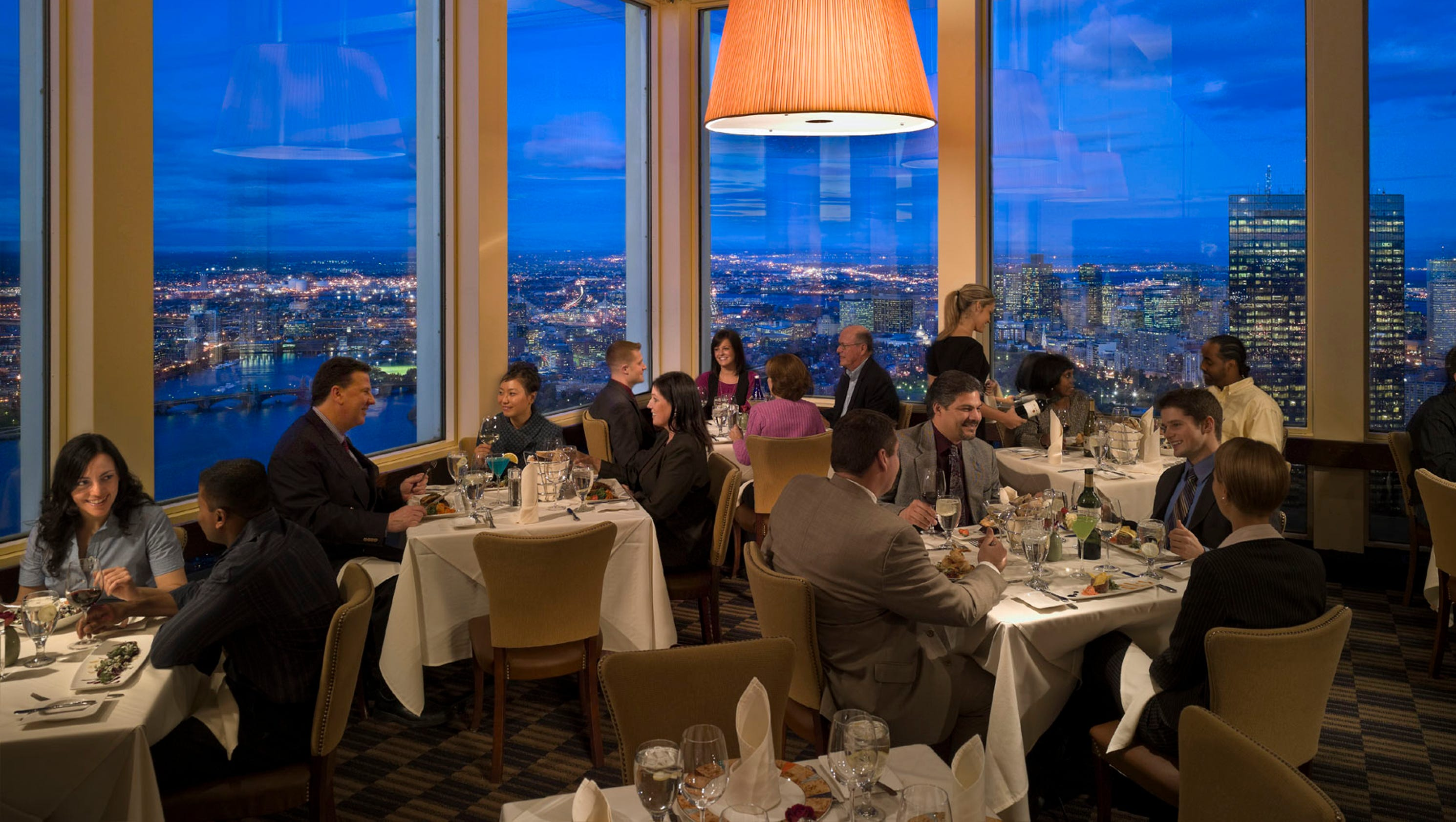 Top Of The Prudential Restaurant